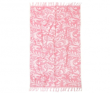 Artemis Pink Pestemal Fürdőszobai törölköző 80x160 cm
