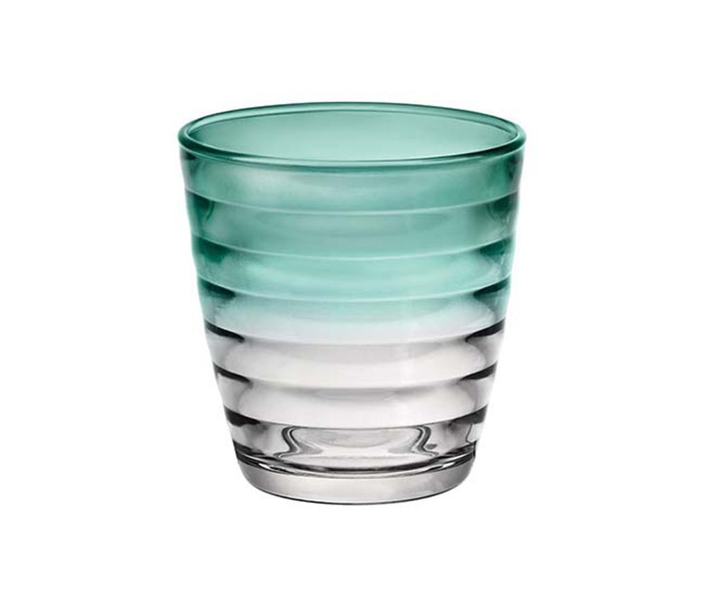 Čaša Circles Green 270 ml