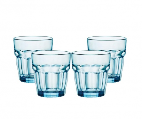 Set 4 pahare Rock Bar Ice 270 ml