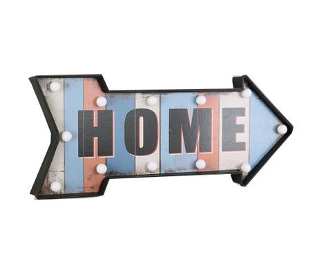 Světelná nástěnná dekorace Home