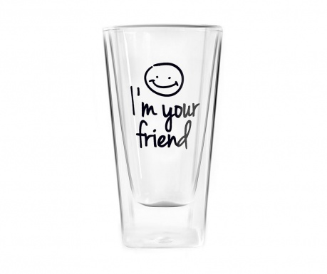 Pohár Your Friend 300 ml