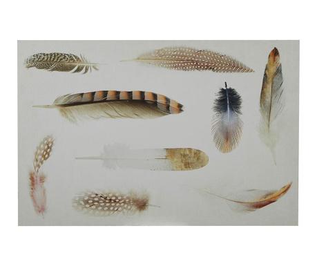 Tablou Feathers 40x60 cm