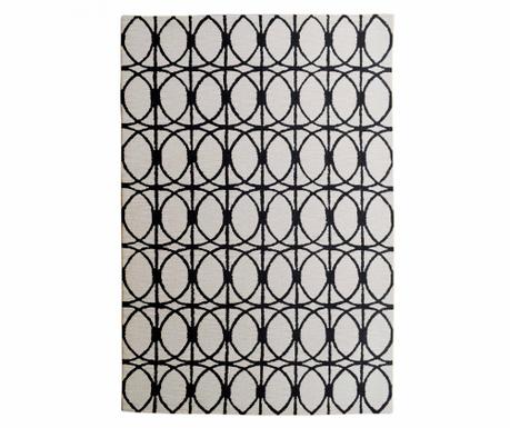 Simplicity White Szőnyeg 152x244 cm