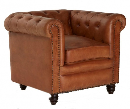 Fotel South Five Brown