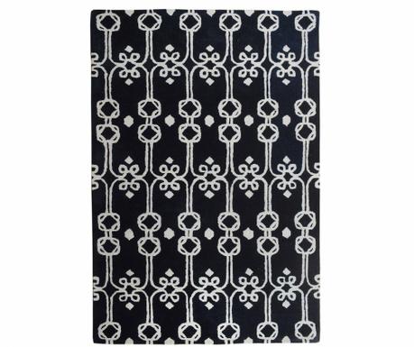 Tepih Blackest 152x244 cm