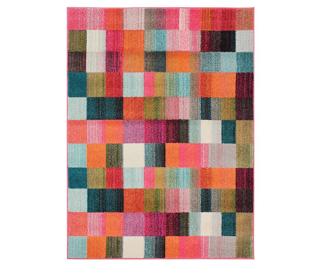 Radiant Abstract Square Szőnyeg 120x170cm