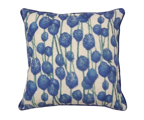 Poduszka dekoracyjna Hyacinth Sapphire 45x45 cm