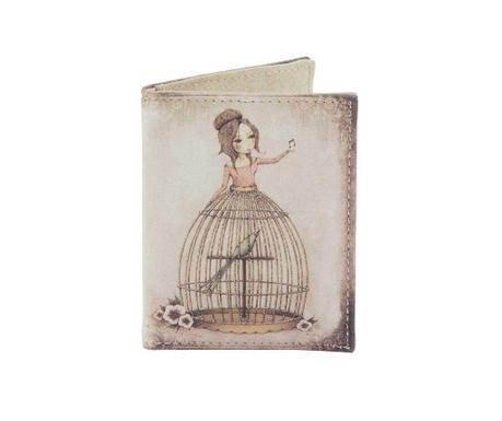 Portofel pentru carduri Mirabelle Lost Song