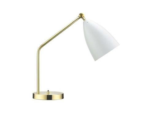 Grasshopper White Íróasztali lámpa