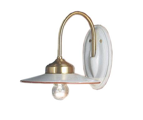 Asti Metallo Fali lámpa