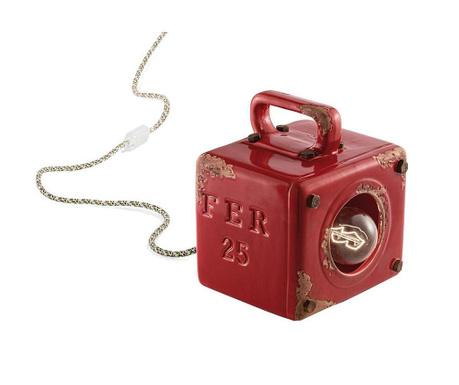Noční lampa Tavolo Red