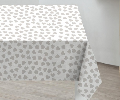 Obrus Hearts 132x178 cm