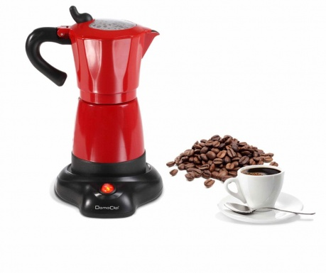 Elektrický kávovar Moka 300 ml