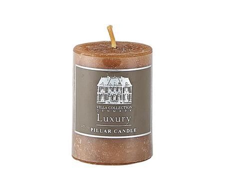 Lumanare Pillar Caramel