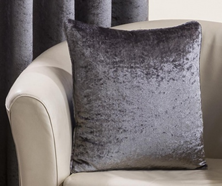 Fata de perna Opulence Silver 43x43 cm