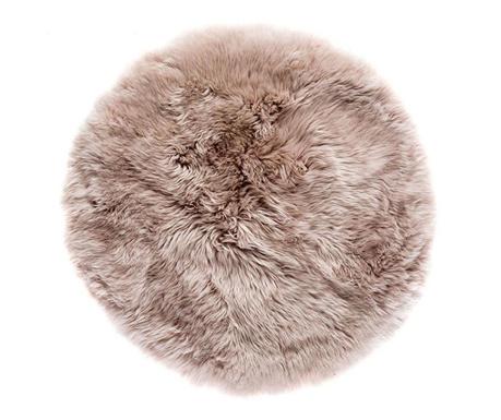 Gayle Round Light Brown Szőnyeg 70 cm