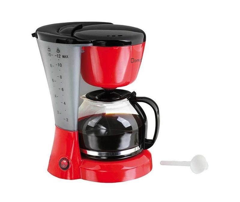 Filtru de cafea Two Colored Red Black 1.2 L