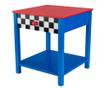 Otroška mizica z 1 predalom Race Car