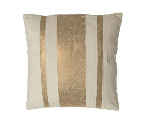 Perna decorativa Kensington Yellow Gold 45x45 cm