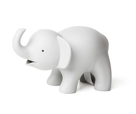 Elephant Grey Irodai ragasztószalag és gémkapocs tartó