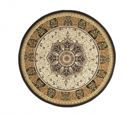 Tepih Heritage Black Circle 150 cm