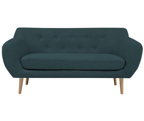Canapea 2 locuri Sicile Turquoise