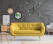Canapea 2 locuri Sicile Yellow