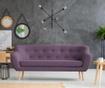Canapea 3 locuri Sicile Violet