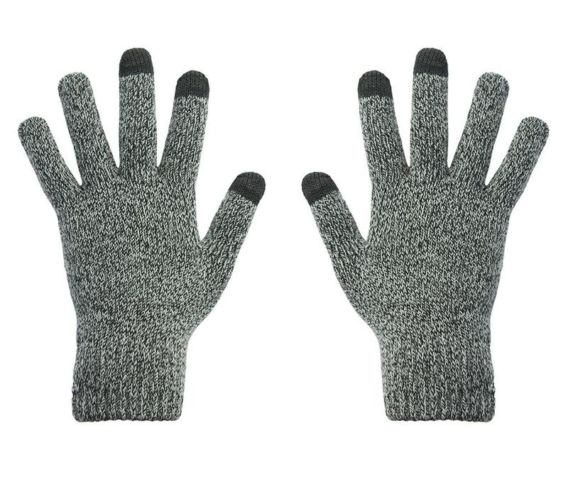 Muške Touchscreen rukavice hi-Glove Classic Gradient Grey