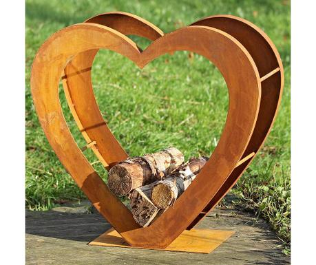 Stojan na dřevo Tobias