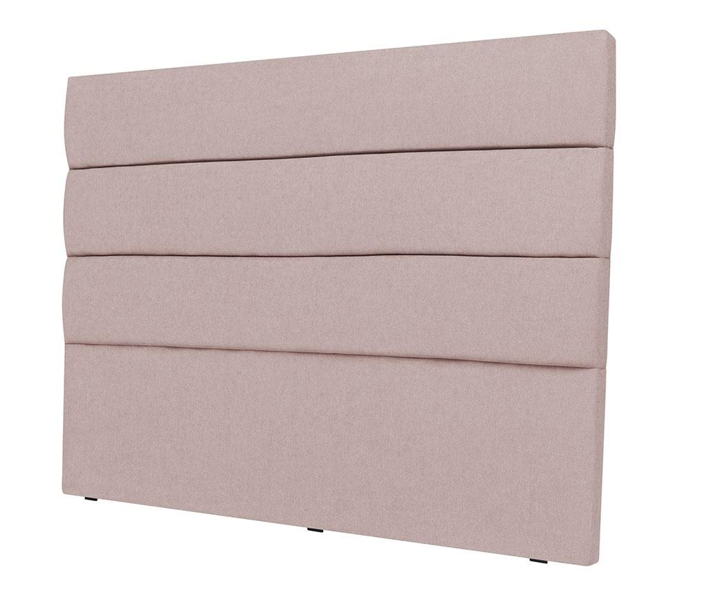 Tablie de pat Pesaro Light Pink 120x160 cm