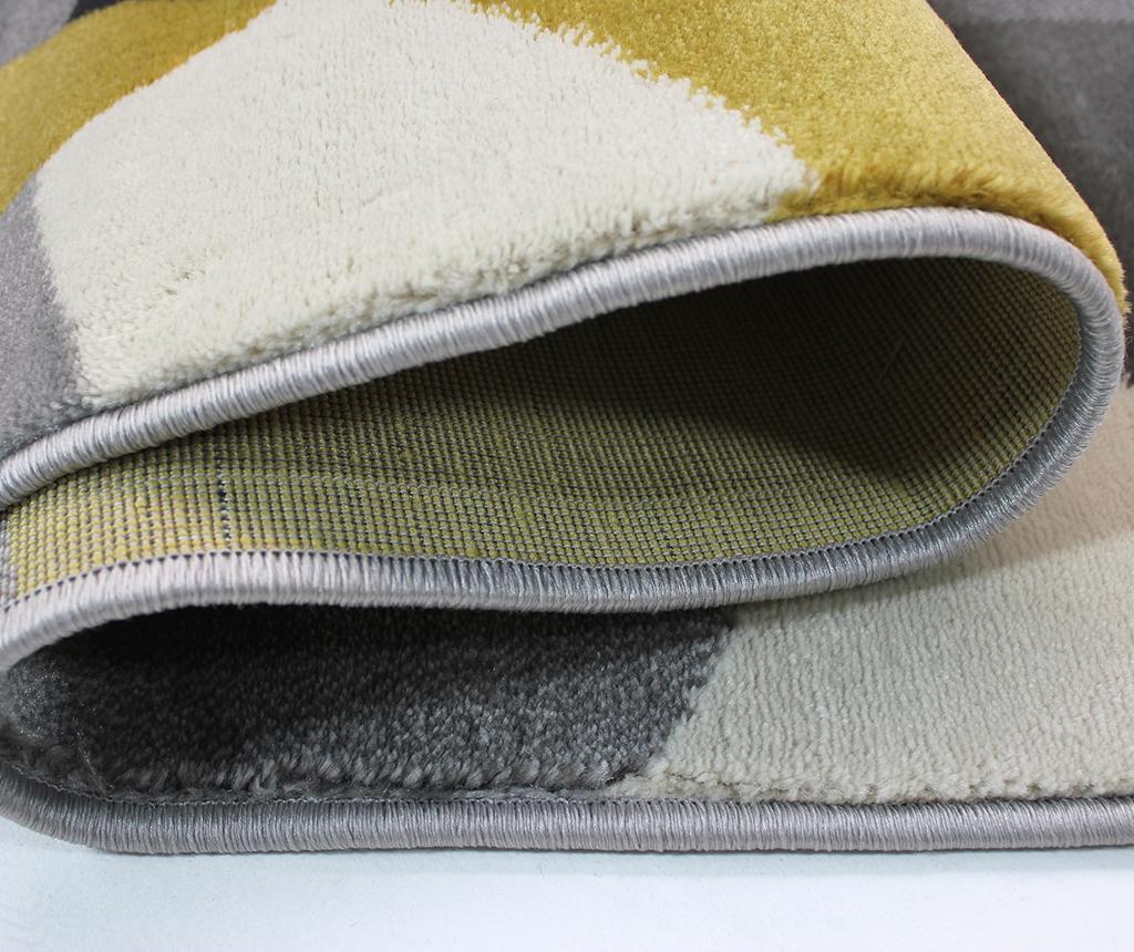 Preproga Cosmo Grey Ochre 120x170 cm