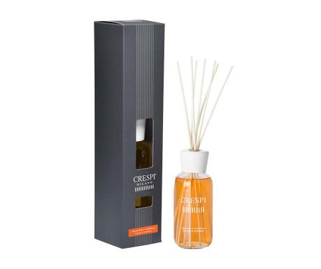 Дифузер с етерични масла и пръчици Orange & Cinnamon