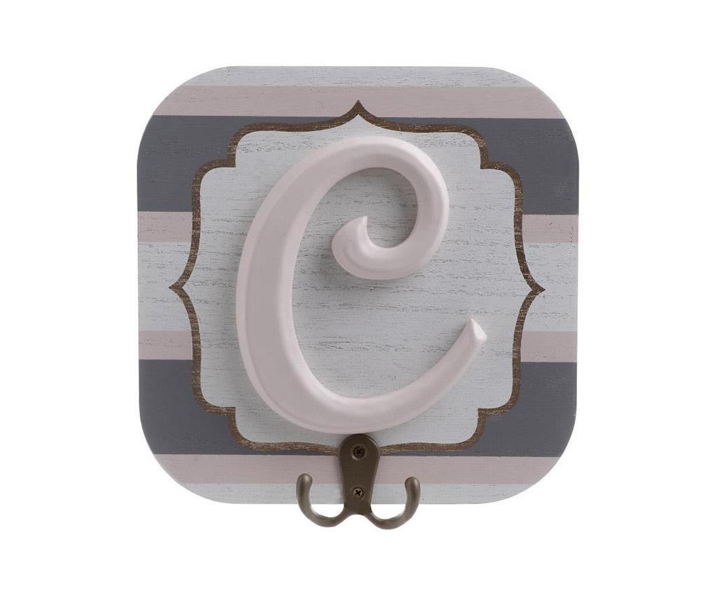 Držač za nakit Letter C