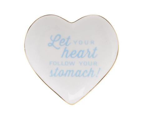 Декоративно плато Heart