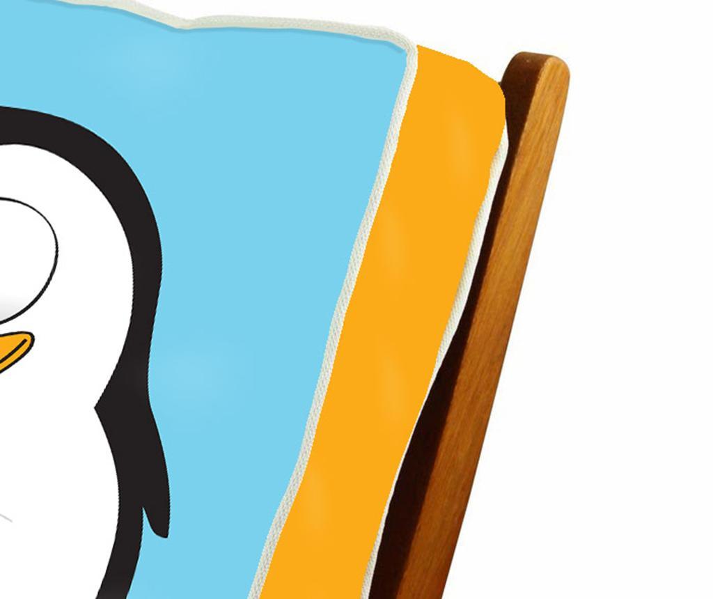 Little Penguin Ülőpárna 43x43 cm