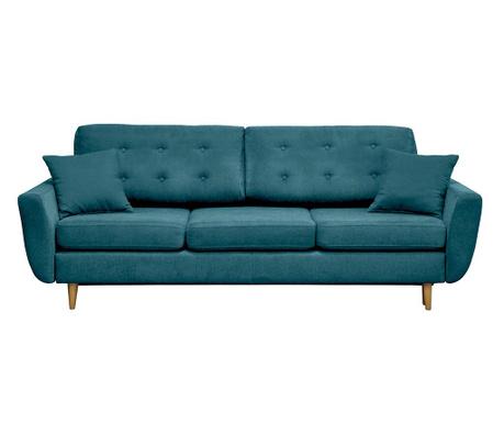 Kauč trosjed na razvlačenje Barcelona Turquoise