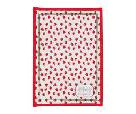 Kuhinjska brisača Strawberry 50x70 cm