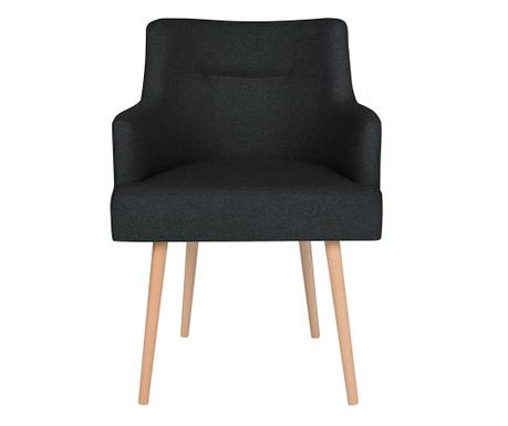 Židle Retro Black