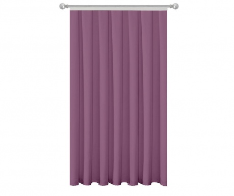 Zastor Plain Purple 140x270 cm