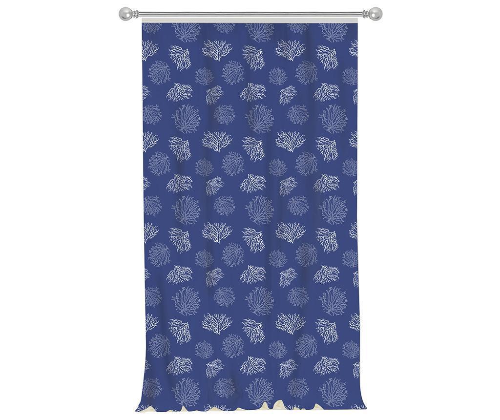 Coral Blue Sötétítő 140x270 cm