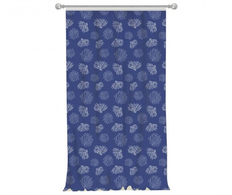 Завеса Coral Blue 140x270 см