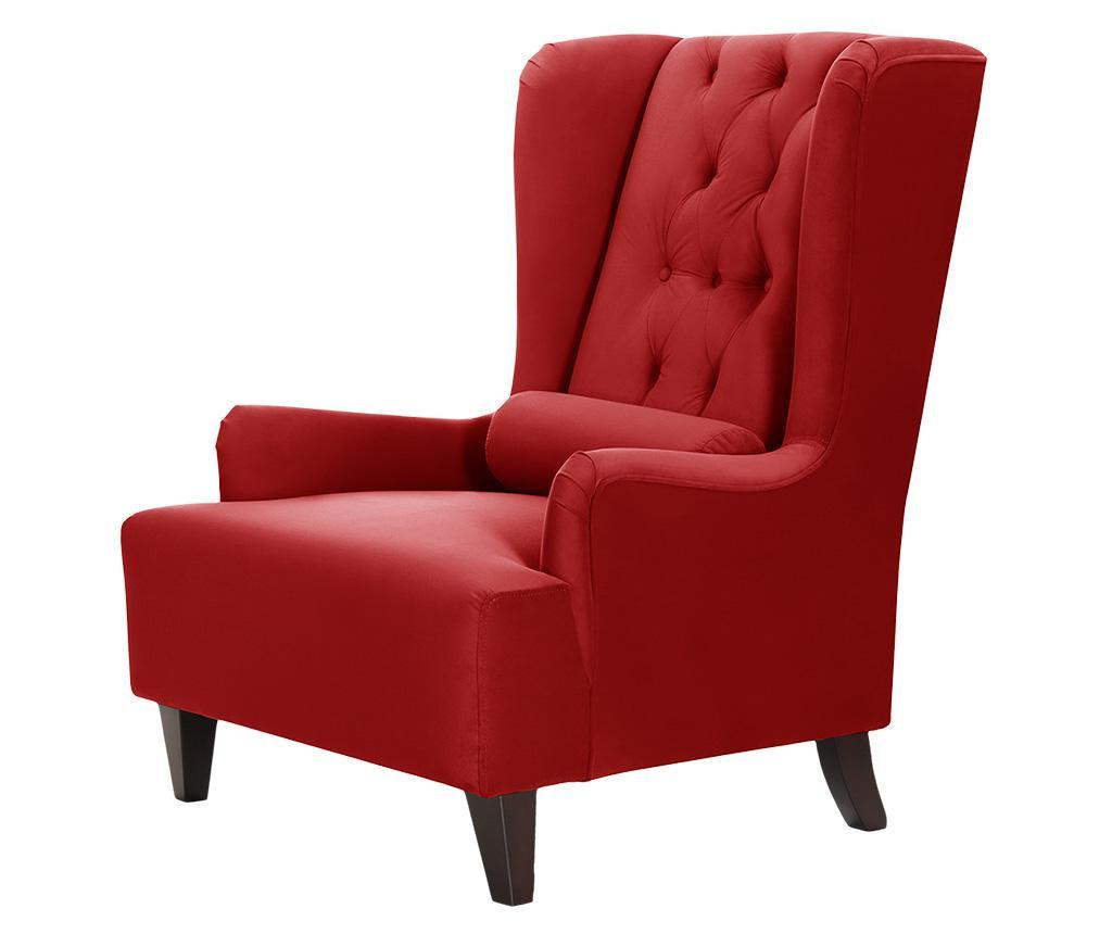 Flanelle Glamour Red Fotel