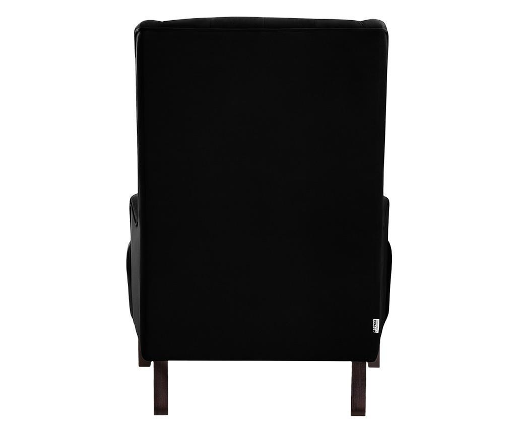 Flanelle Black Fotel