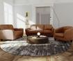 Canapea 3 locuri Tweed Hazelnut