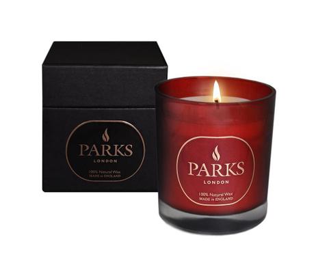 Dišeča sveča Parks Moods Toberose & Geranium