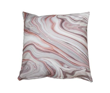 Perna decorativa Pink Dunes Square 60x60 cm