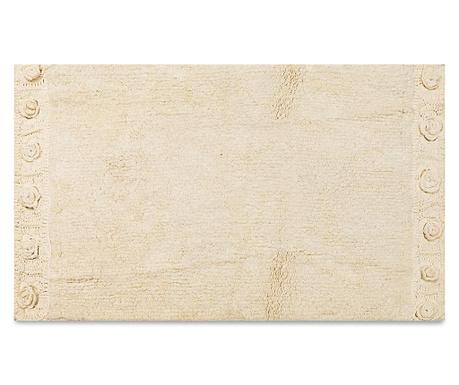 Килим за баня Bianco Rossa 50x80 см