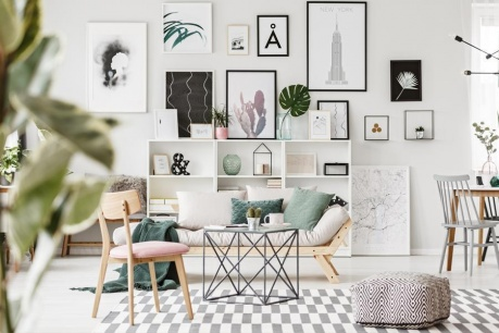 Decor geometric