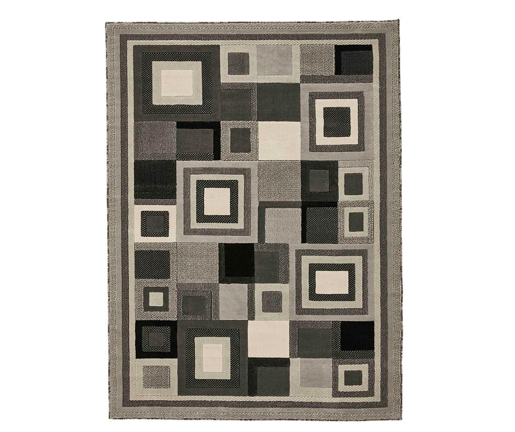 Covor Hudson Grey 60x120 cm